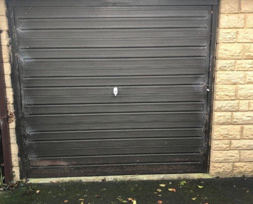 garage door lock fitted Wetherby